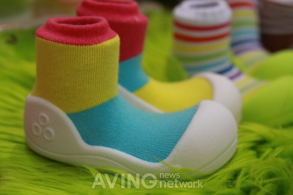 Attipas Functional Toddler Shoes in Together