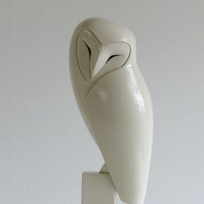 Anthony Theakston Ceramics - Bird sculpture