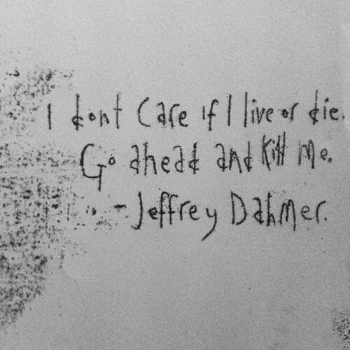 19 Best Jeffrey Dahmer Fridge Images On Pinterest