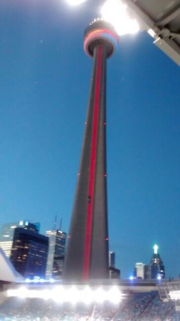 Beautiful lighshow