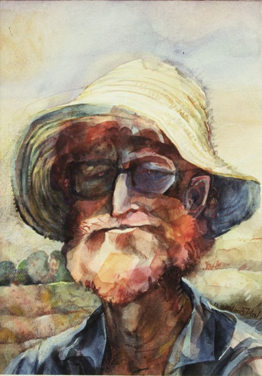 Hillel Pesach   Painter   Portraits and Nature Paintings