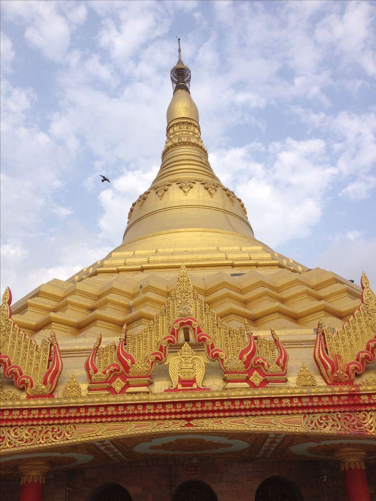 Pagoda dome mumbai