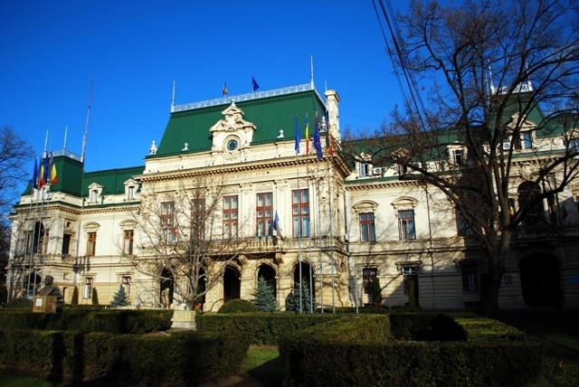 Palatul Roznovanu (Primăria Iaşi)