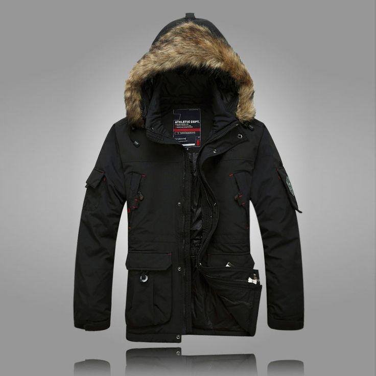 Великие парки мира: хорошие люди рекомендуют зимние куртки