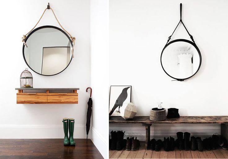 M s de 10 ideas incre bles sobre espejos redondos en for Espejos circulares decorativos