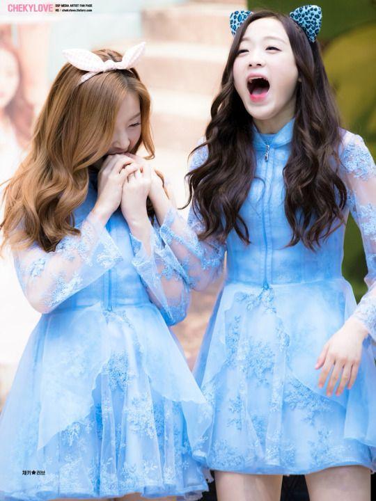 Chaekyung & Jinsol