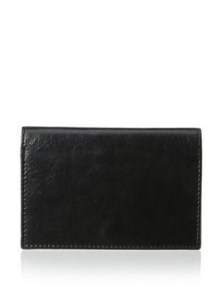 62% OFF Latico Women's Miles Passport Style Wallet, Black