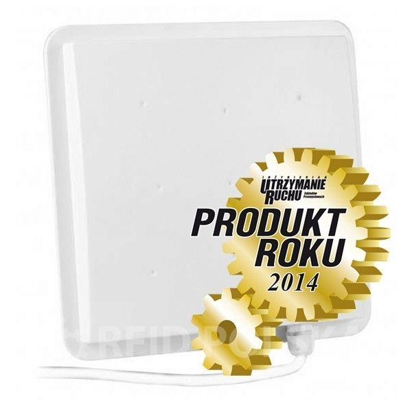 Przetestuj jeden z najlepszych dostępnych na rynku czytników RFID- Czytnik  RFID 4m zintegrowany z anteną rfid
