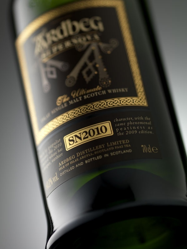 Ardbeg Supernova.    This pin is not intended to be seen by persons under the legal alcohol drinking/buying age in their country and not to be seen in countries with restrictions on advertising on alcoholic beverages