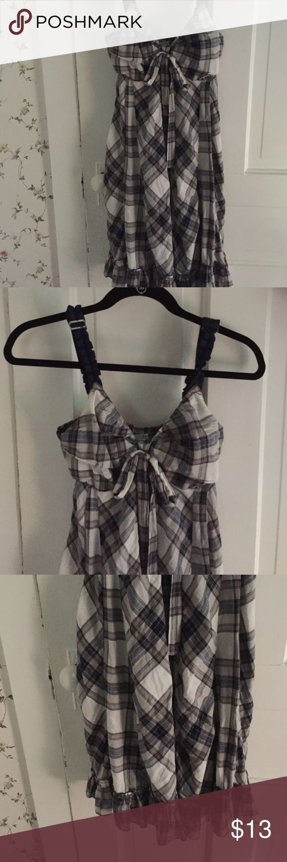 Maurice's SunDress Maurice's Sundress Size Small. The dress is in great condition no rips no stains. It's a great dress for BBQs or any summer nights. It's really cute. Maurices Dresses