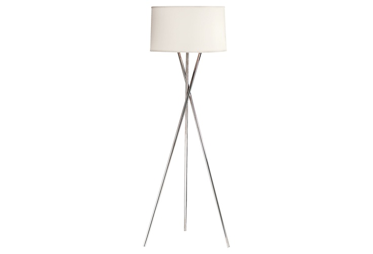 CORONET  Tripod Metal Floor lamp
