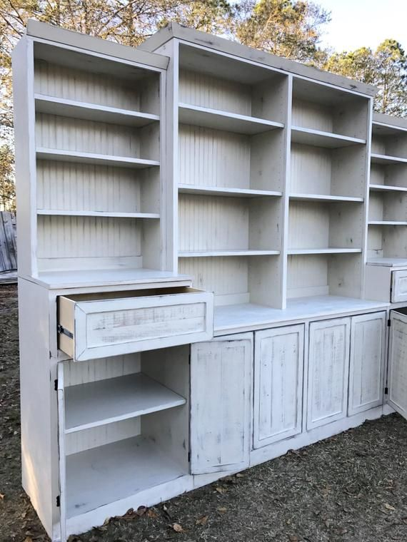 Storage Cabinets, Large Wall Storage Units With Doors