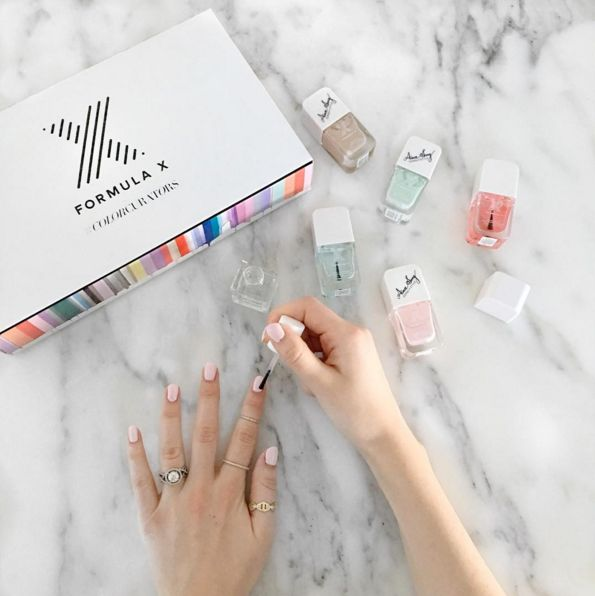 Formula X's New #ColorCurators Nail Polish Collab With Sephora Is Everything We've Ever Wanted