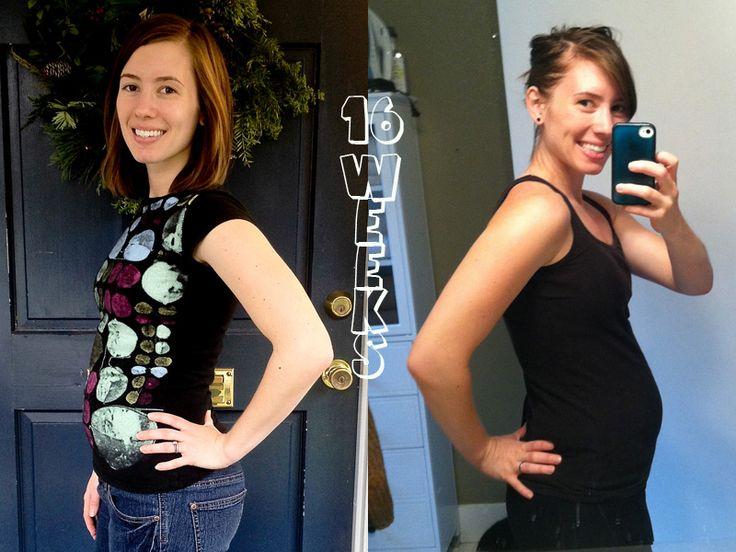 2nd pregnancy: weeks 14-18