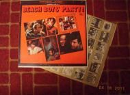 """Beach Boys' Party! is a mostly acoustic """"live"""" album that was actually recorded in a studio with friends - and includes 15 full-color fan photos!Living Album, 12 99 Beach, Acoustic Living, 15 Full Colors, Full Colors Fans, Vintage Music, Boys Parties, Fans Photos, Beach Boys"""