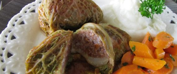RECIPE: Homemade Cabbage Rolls