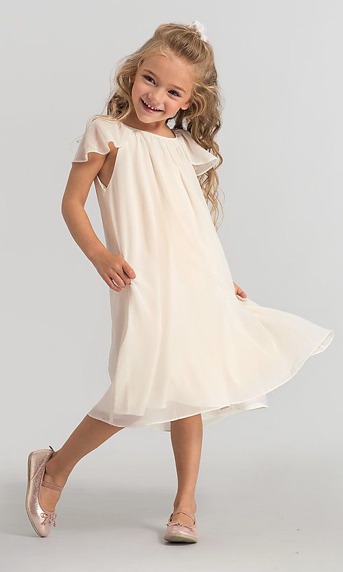 219fd68f438 Anabel Flower Girl Dress by Babes of the Nile