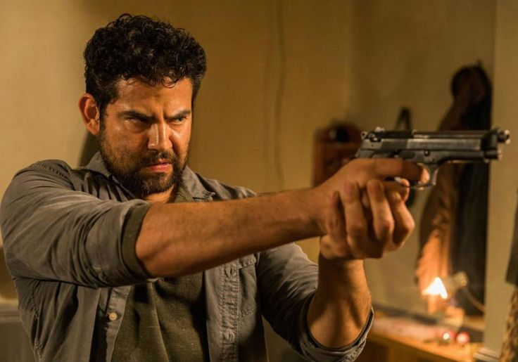'The Walking Dead' Star Juan Gabriel Pareja On The Shocking Return Of Morales #AMC, #JuanGabrielPareja, #TheWalkingDead, #TWD celebrityinsider.org #TVShows #celebrityinsider #celebrities #celebrity #celebritynews #tvshowsnews