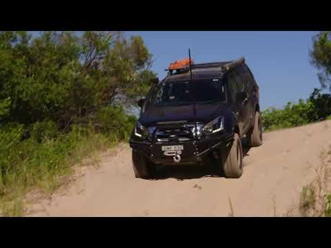 4WD Tyre Advice with Graham Cahill from Australian 4WD Action and Bridgestone Australia - YouTube