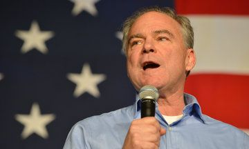 Tim Kaine: 'Spanish Was The Language Of Our Country Before English' | Huffington Post