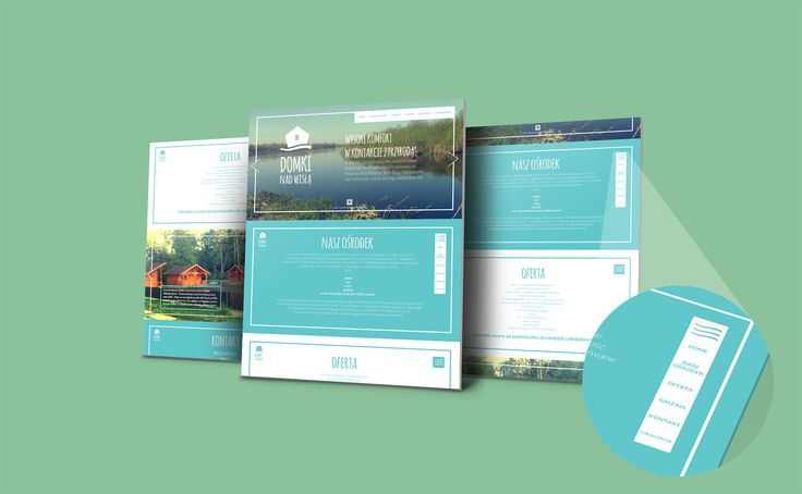 responsive web design for holiday rentals