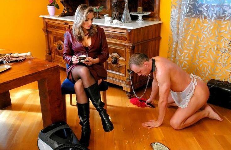 домашнее женское доминирование фото