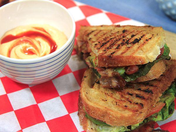 BLT sandwich | Recept från Köket.se