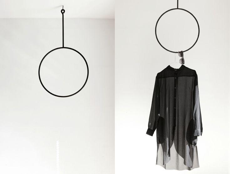 ANNALEENA.SE - Clothing rail round