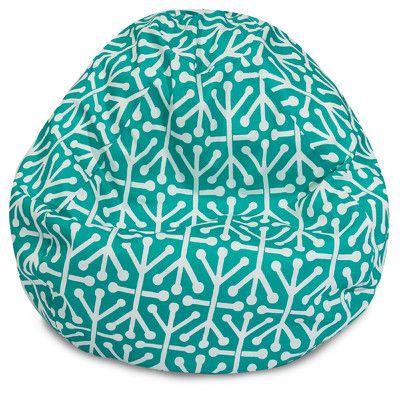 Pacific Aruba Classic Bean Bag Chair - http://delanico.com/bean-bag-chairs/pacific-aruba-classic-bean-bag-chair-640360038/