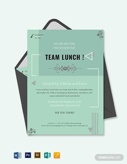 office lunch invitation template why is office lunch