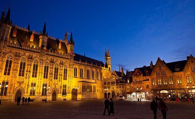 """""""Amsterdam, Bruges, Brussels, and Vienna in July.  --@Jenn L Marino (From: 25 Spectacular Vacations Our Readers Are Taking This Summer)"""