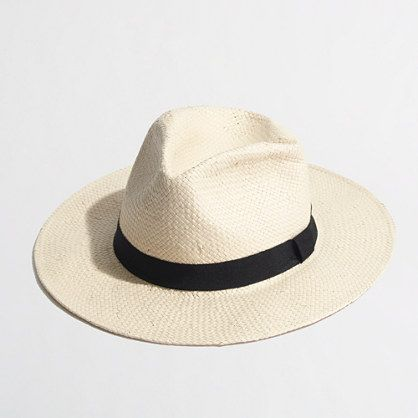 Factory Panama hat - Hats & Gloves - FactoryWomen's Handbags & Accessories - J.Crew Factory