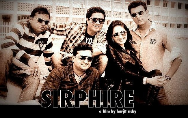 Sirphire is a 2012 Indian film directed by Harjit Ricky.The movie is  scheduled to release on 13th July, 2012.