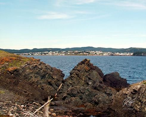 A Rocky Point - Arnold's Cove, Placentia Bay, Newfoundland  Photography by Stone Island Photography