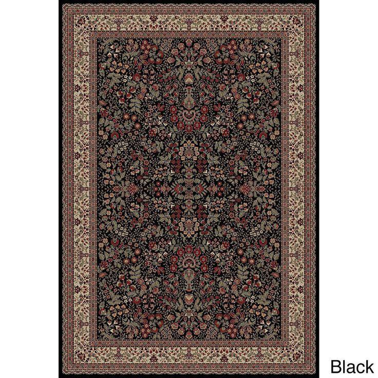 Machine-made Pristine Collection Salvia Polypropylene Rug (7'10 X 11'2) - Free Shipping Today - Overstock.com - 18800456