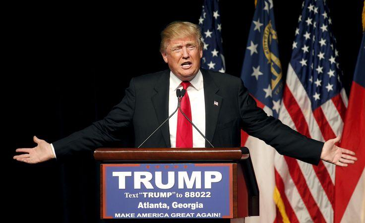 Clinton and Trump meet expectations in Georgia