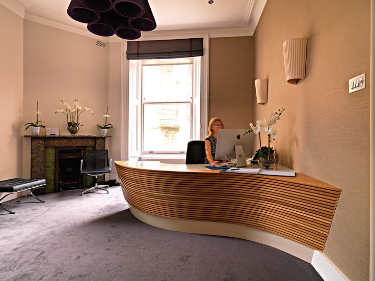 Best 25+ Curved Reception Desk Ideas On Pinterest