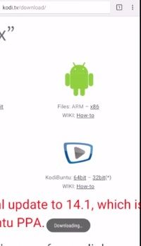 How to Install Kodi on a Android Phone and watch Free TV shows 2