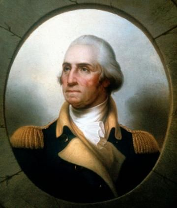George Washington's Christmas Eggnog. It will nog you out!