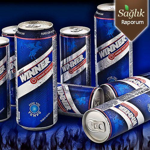 Enerji içecekleri beyne zarar veriyor