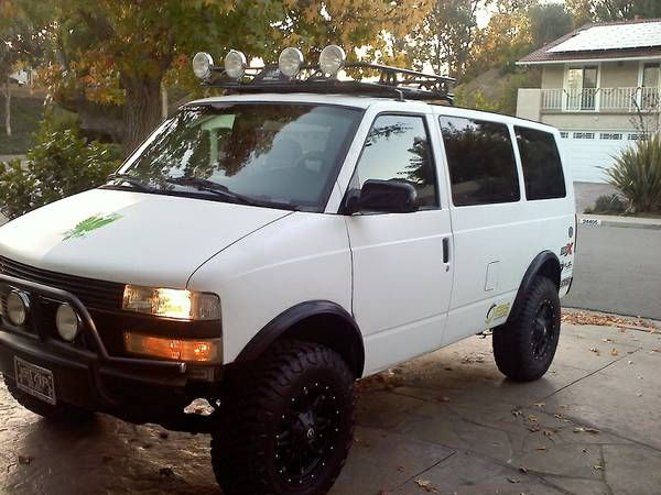 17 Best Images About 4x4 Vans On Pinterest Chevy 4x4
