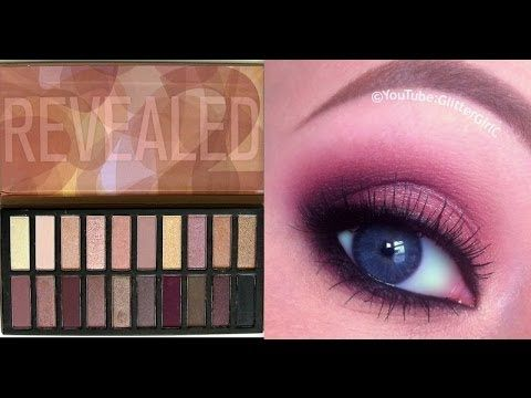 Review and Smokey Eye Tutorial - Coastal Scents Revealed 2 palette. Youtube channel: http://full.sc/SK3bIA