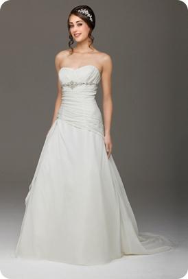 Joy   Wedding Dresses   Rosetta Nicolini   Berketex Bride