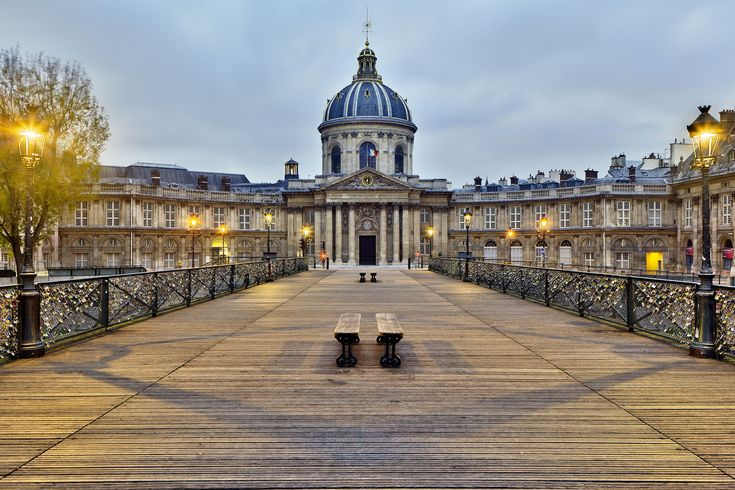 Institut de France Paris [building]
