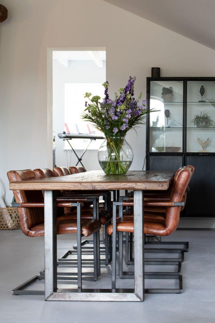 Esstische   STATION7   Haus deko, Industrie möbel, Industriedesign möbel