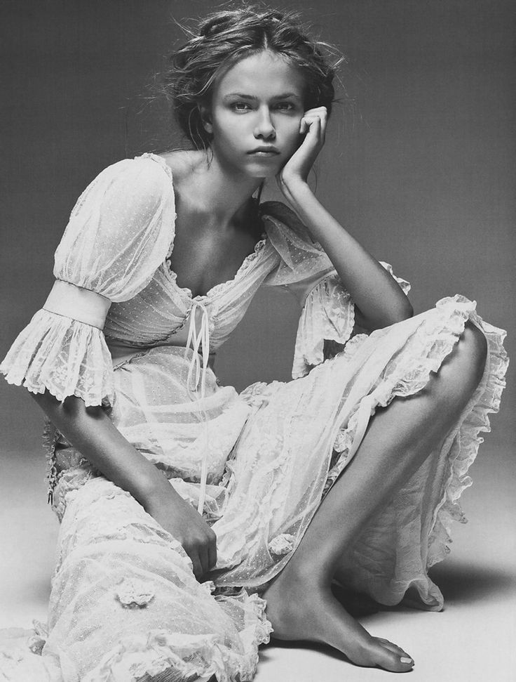 vogue paris february 2005 - natasha poly by patrick demarchelier 6