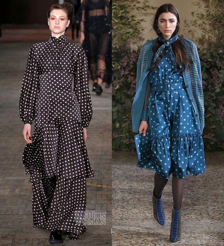 Модные платья осень-зима 2019-2020   Fashion&Style ...