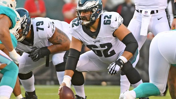 awesome Jason Kelce was the right man at center for Eagles all along