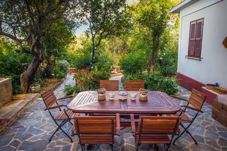 Check out this awesome listing on Airbnb: Villa Gioia Zakynthos - Villas for Rent in Katastari