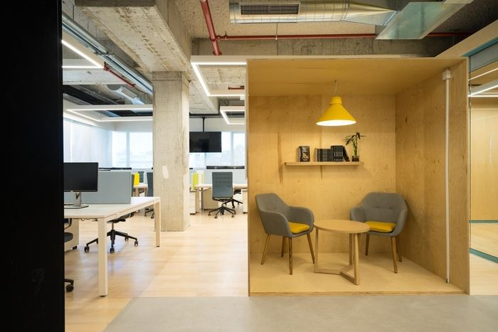 Team 8 Offices - Tel Aviv - Office Snapshots